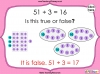 Introducing Dividing 2-Digits by 1-Digit - Year 3 (slide 27/34)