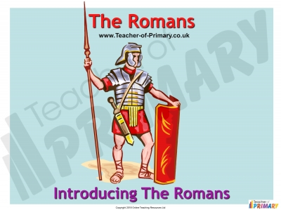Introducing The Romans