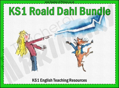 KS1 Roald Dahl Bundle
