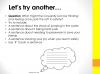KS2 SATs English Reading - Thoughts and Feelings (slide 19/28)