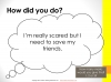 KS2 SATs English Reading - Thoughts and Feelings (slide 24/28)