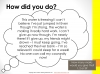 KS2 SATs English Reading - Thoughts and Feelings (slide 25/28)