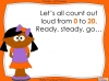 Let's Count to 20 - EYFS (slide 3/85)