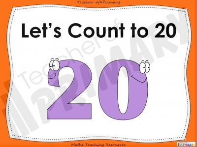 Let's Count to 20 - EYFS