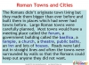 Life in a Roman Town (slide 5/14)