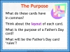 Make a Father's Day Card (slide 5/20)