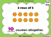 Making Arrays - Year 1 (slide 14/48)