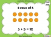Making Arrays - Year 1 (slide 21/48)