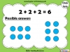 Making Arrays - Year 1 (slide 37/48)