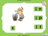 Making Words - 'in', 'ip' and 'it' (slide 11/14)
