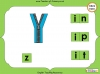 Making Words - 'in', 'ip' and 'it' (slide 8/14)