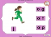 Making Words - 'og', 'ot' and 'op' (slide 11/14)