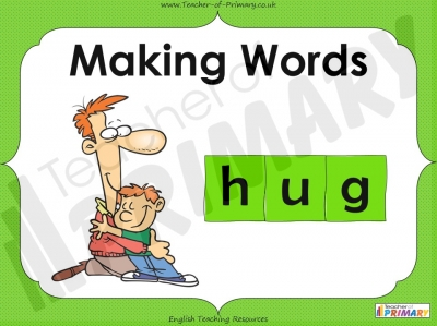 Making Words - EYFS