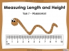 Measuring Length and Height - Year 2