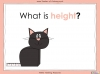Measuring Length and Height Using Standard Units - Year 1 (slide 5/31)