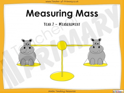 Measuring Mass - Year 2
