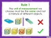 Measuring Mass Using Non-Standard Units - Year 1 (slide 14/35)