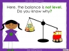 Measuring Mass Using Non-Standard Units - Year 1 (slide 19/35)