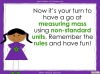 Measuring Mass Using Non-Standard Units - Year 1 (slide 34/35)