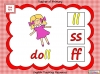 Middle and End Sounds -  ck, ff, ll, ss (slide 9/15)