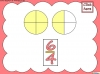 Mixed Numbers and Improper Fractions - Year 5 (slide 12/80)