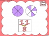 Mixed Numbers and Improper Fractions - Year 5 (slide 14/80)