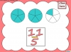Mixed Numbers and Improper Fractions - Year 5 (slide 17/80)