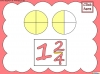 Mixed Numbers and Improper Fractions - Year 5 (slide 21/80)