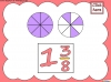 Mixed Numbers and Improper Fractions - Year 5 (slide 23/80)