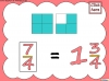 Mixed Numbers and Improper Fractions - Year 5 (slide 29/80)