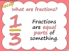 Mixed Numbers and Improper Fractions - Year 5 (slide 3/80)