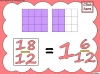 Mixed Numbers and Improper Fractions - Year 5 (slide 31/80)