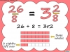 Mixed Numbers and Improper Fractions - Year 5 (slide 44/80)