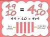 Mixed Numbers and Improper Fractions - Year 5 (slide 45/80)