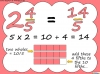 Mixed Numbers and Improper Fractions - Year 5 (slide 52/80)