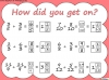 Mixed Numbers and Improper Fractions - Year 5 (slide 59/80)