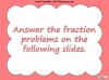 Mixed Numbers and Improper Fractions - Year 5 (slide 60/80)