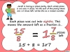 Mixed Numbers and Improper Fractions - Year 5 (slide 63/80)