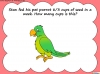 Mixed Numbers and Improper Fractions - Year 5 (slide 66/80)