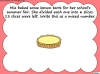 Mixed Numbers and Improper Fractions - Year 5 (slide 70/80)