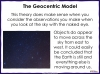 Models of the Solar System - Year 5 (slide 8/30)