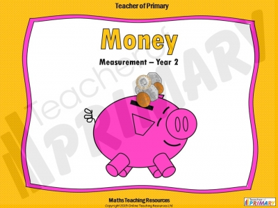 Money - Year 2