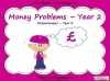 Money Problems - Year 2 (slide 1/25)