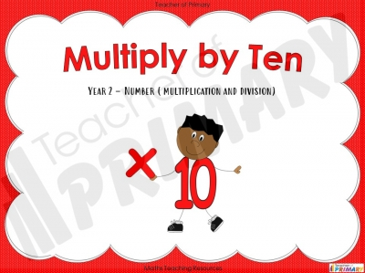 Multiply By Ten