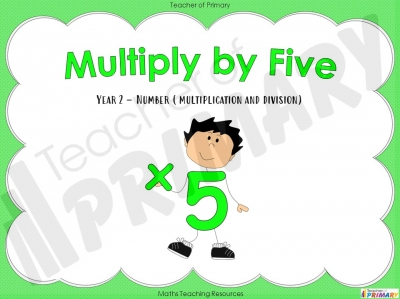 Multiply by Five