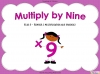 Multiply by Nine (slide 1/40)