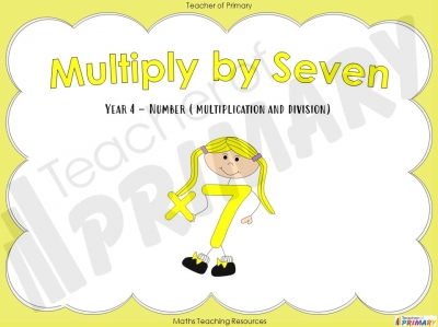 Multiply by Seven