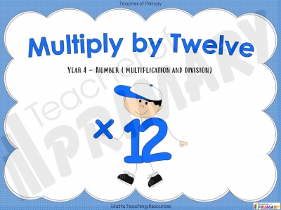 Multiply by Twelve