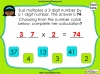 Multiplying 2-Digits by 1-Digit - Year 3 (slide 15/21)