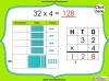 Multiplying 2-Digits by 1-Digit - Year 3 (slide 6/21)